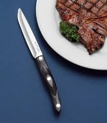 cutco kitchen knives cutco steak knife 2159 classic brown kitchen dining