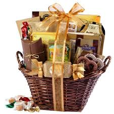 Healthy Gift Baskets Large Gift Basket