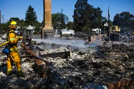 Wildfire Clearlake Ca by California Wildfires Don U0027t Call Them Natural Disasters Time Com