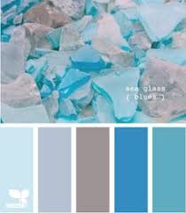 blue paint colors eggshell