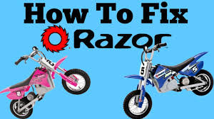 razor mx400 dirt rocket electric motocross bike diy how to fix razor mx350 that doesn u0027t run youtube