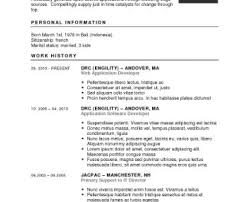 Quick Resume Maker Free Noteworthy Sample Resumes Examples Tags Pro Resume Writing