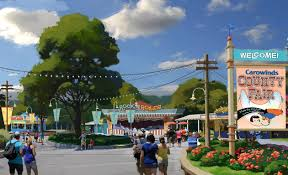 Gilroy Garden Family Theme Park All New County Fair At Carowinds Take A Trip Back In Time Cp