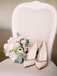 blush wedding shoes pink wedding ideas that every will inside weddings