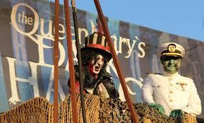queen mary u0027s dark harbor opening night we are indie horror