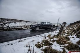 bentley snow a scottish adventure in the bentley mulsanne gtspirit
