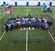 another family tradition is the detroit lions play