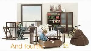 Lit Bed Up Lit évolutif Sleepi Stokke Youtube