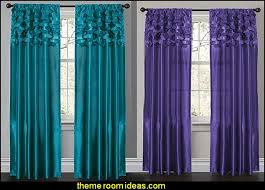 Curtains Decorations Decorating Theme Bedrooms Maries Manor Peacock Theme Decorating