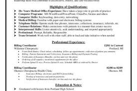 Medical Billing Resume Examples by Home Design Ideas Medical Billing Resume Sample Job Resume Layout