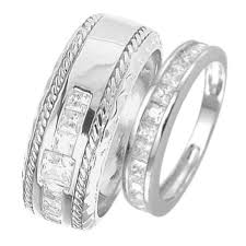 his and hers matching wedding bands his and hers matching wedding band silver rings for him