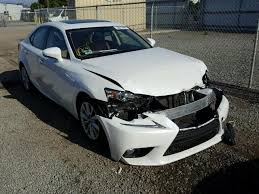 2014 lexus is 250 for sale 2014 lexus is 250 for sale ca san diego salvage cars