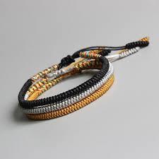bracelet for handmade knots lucky rope bracelet zenshopworld