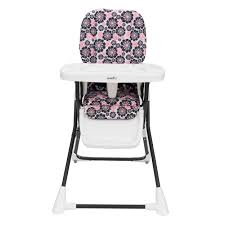 High Chairs At Babies R Us Evenflo Compact Fold High Chair Penelope Baby Baby Feeding
