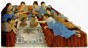 banchetti antica roma triclinium cibo e convivialit罌 nell antica roma cucine d italia