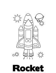 rocket ship apollo coloring download u0026 print