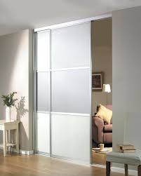 room divider folding screen quick wall portable partition frosted