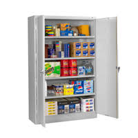 Janitorial Storage Cabinet Tennsco Storage Made Easy Cabinets Page Title