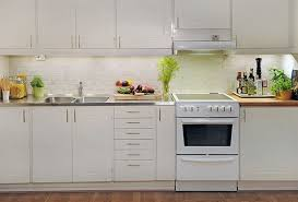 white simple kitchen design image photos simple kitchen design