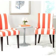black and white striped dining chair safavieh en vogue dining