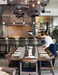 new restaurant cassia opens in santa monica photos architectural