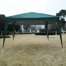 Steel Pop Up Gazebo Waterproof by Amazon Com Tangkula 10 U0027x10 U0027 Ez Pop Up Canopy Tent Gazebo Wedding