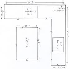 standard kitchen island dimensions luxury kitchen island size frieze home design ideas and