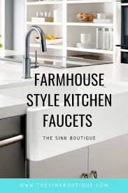 kitchen cabinet sink faucets farmhouse kitchen faucets for farmhouse sinks the sink