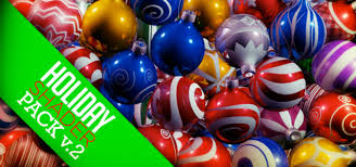 free christmas 3d model roundup the pixel lab