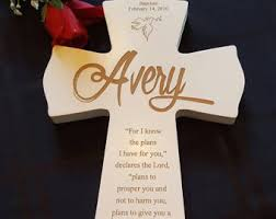 personalized crosses cross gifts etsy