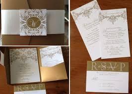 diy wedding invitations kits templates simple diy autumn wedding invitation kits with