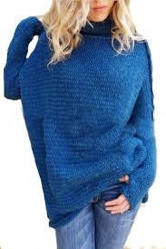 womens tunic sweaters fashion s oversized plain high neck sleeve tunic