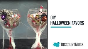 diy halloween party favors u0026 gifts youtube