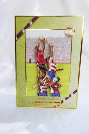 rugby match card birthday card greeting card 3 d decoupage card