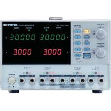 bench psu adjustable voltage gw instek gpd 4303s 0 30 vdc 0