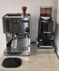 Rancilio Rocky Coffee Grinder Rancilio Silvia Ulka Pump Ex5 Ep5 Replacement Procedure Richards