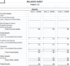 Template For A Balance Sheet by 22 Free Balance Sheet Templates In Excel Pdf Word