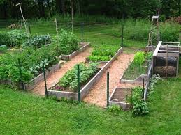 Fruit Garden Layout Small Garden With Vegetables Flowers And Fruit 4 Home Ideas