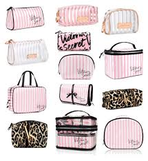 victoria 39 s secret cosmetic bags by stephanie rozek paris liked on polyvore featuring beauty and
