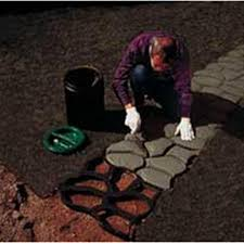 Paver Mold Kit by Pathmate Stone Mold Kit 36345 Decorative Accessories At