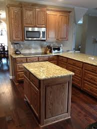 Kitchens With Light Wood Cabinets Download Wood Floors In Kitchen With Wood Cabinets Gen4congress Com