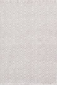 Dash And Albert Diamond by Annabelle Grey Indoor Outdoor Rug Grey Rugs Diamond Pattern And