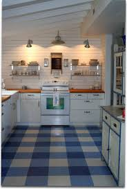 lake burton cottage i did using ikea cabinets vinyl tiles and