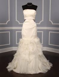 vera wang wedding dress vera wang 111113 wedding dress on sale your dress