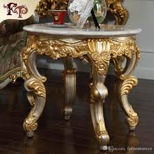 2018 antique baroque living room furniture french classic coffee