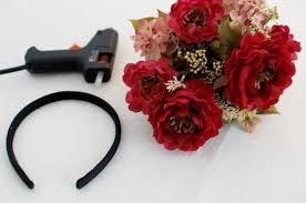 flower headbands diy diy flower headband a pair a spare