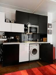 cuisine avec lave linge ordinary cuisine avec machine a laver 13 la cuisine ouverte est