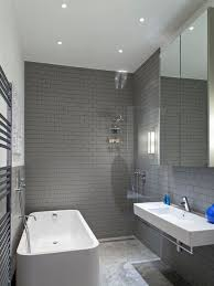bathroom ideas grey gray tile bathroom houzz