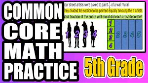 Common Core Math Worksheet Interpret Division As A Unit Fraction 5th Grade Common Core