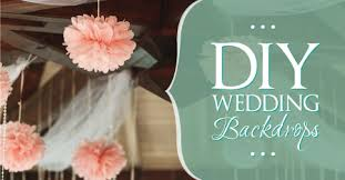 wedding backdrops diy diy wedding backdrop ideas the marquardt ranch